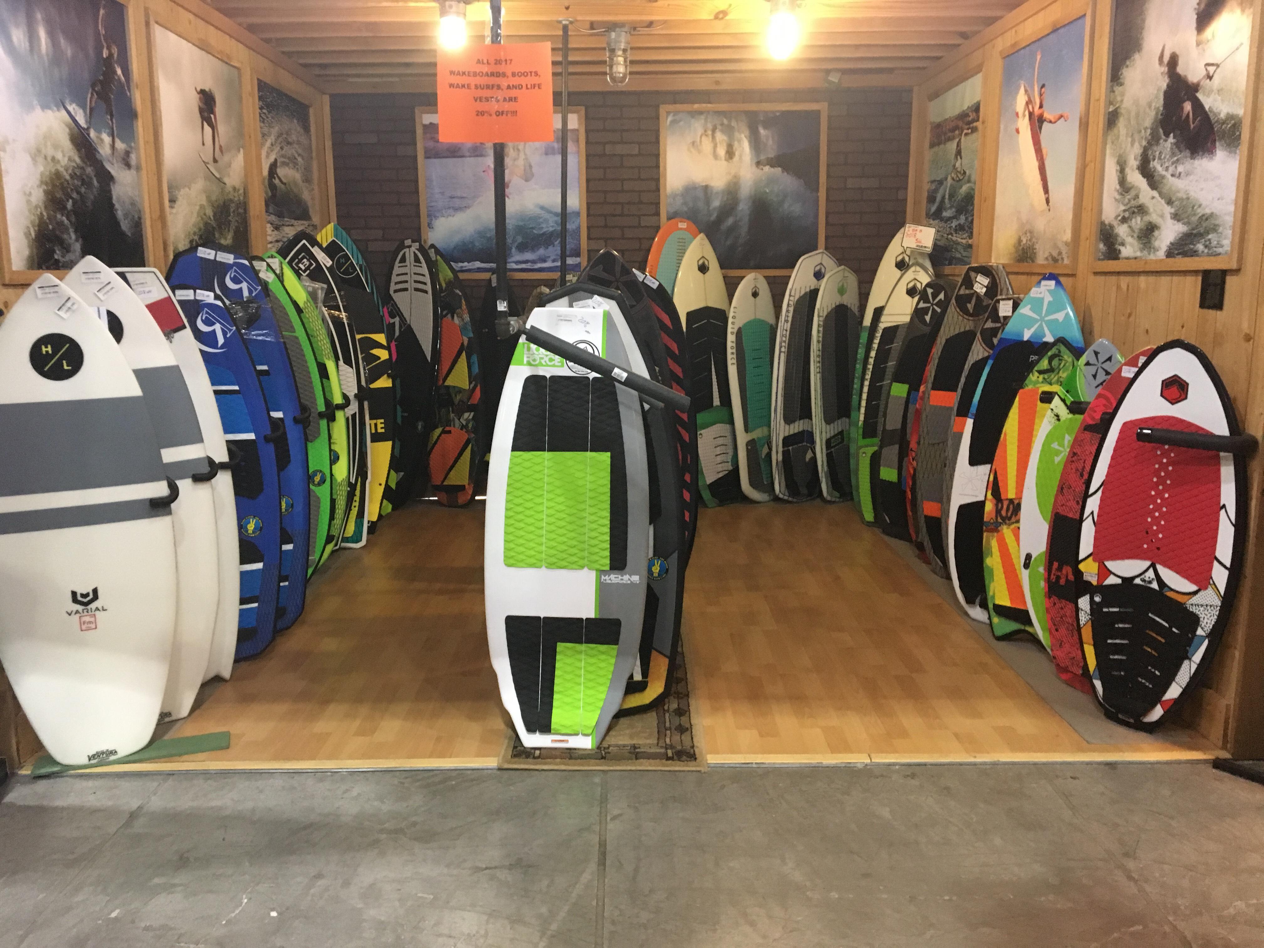 BoardCo at TSR Wakesurf Boards
