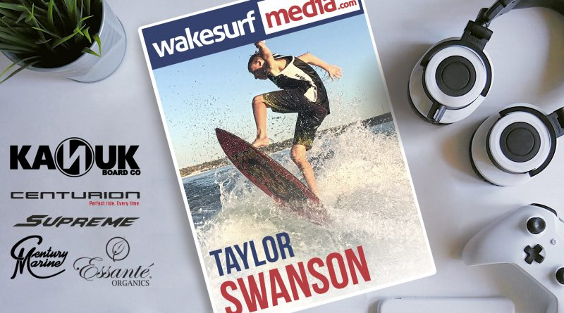 WSM Interviews: Taylor Swanson – Wakesurf Media